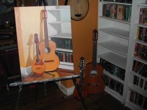 Mandolin & Guitar (in progress)